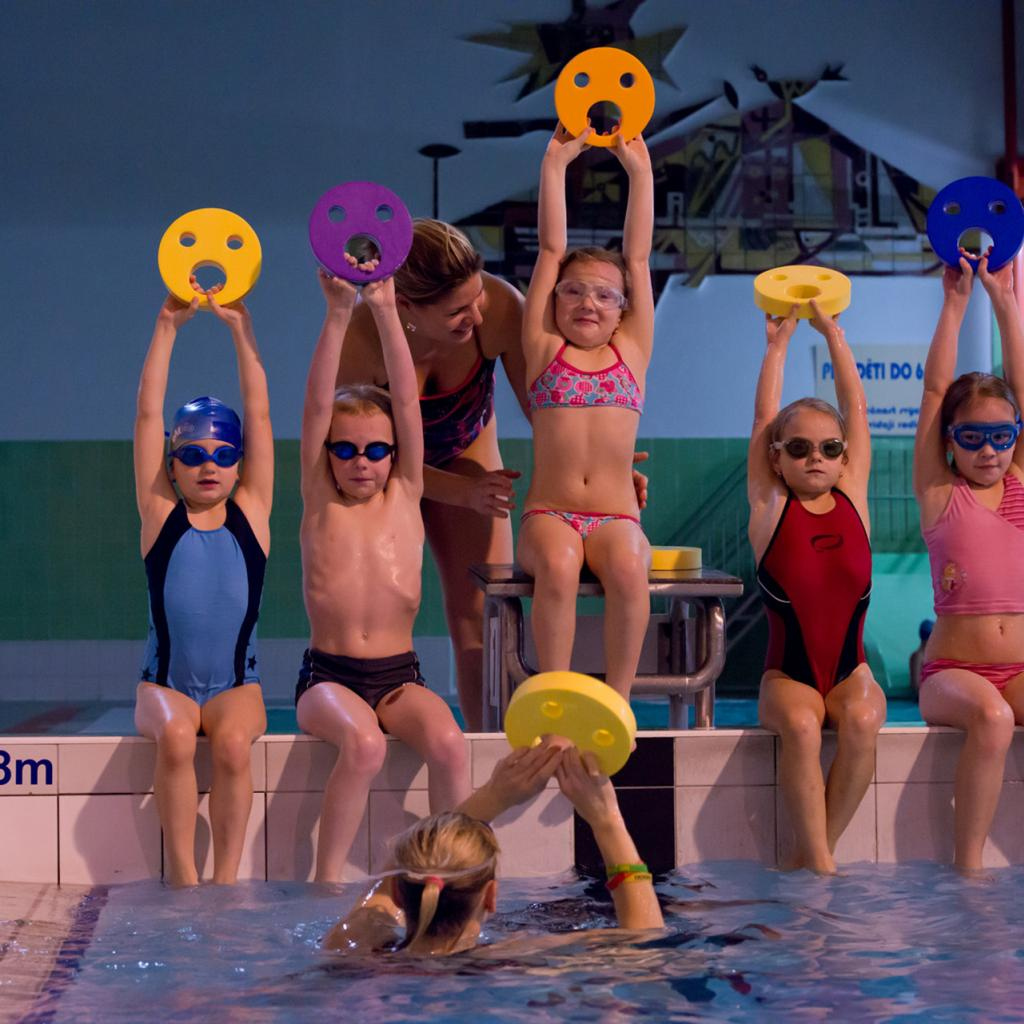 Plavání dětí 5 - 15 let